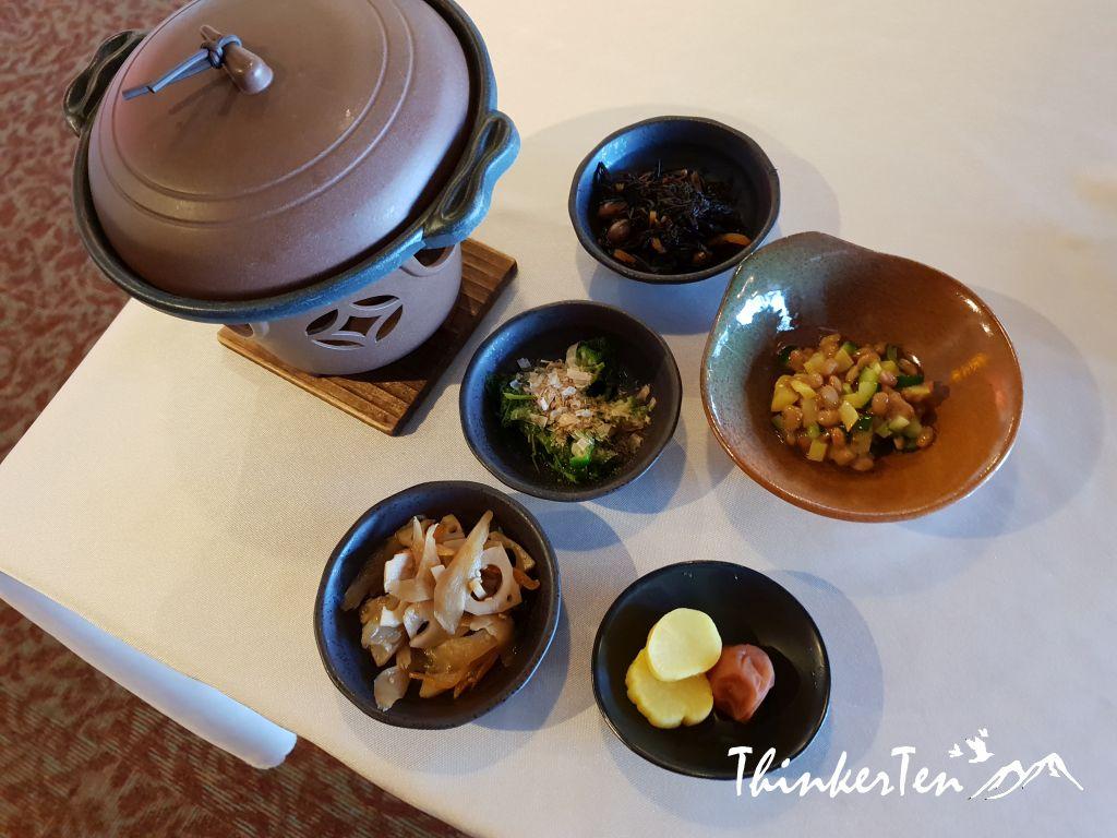 Shikoku Japan : Best sunset at Yashima, Takamatsu & Bokaiso Hotel Review