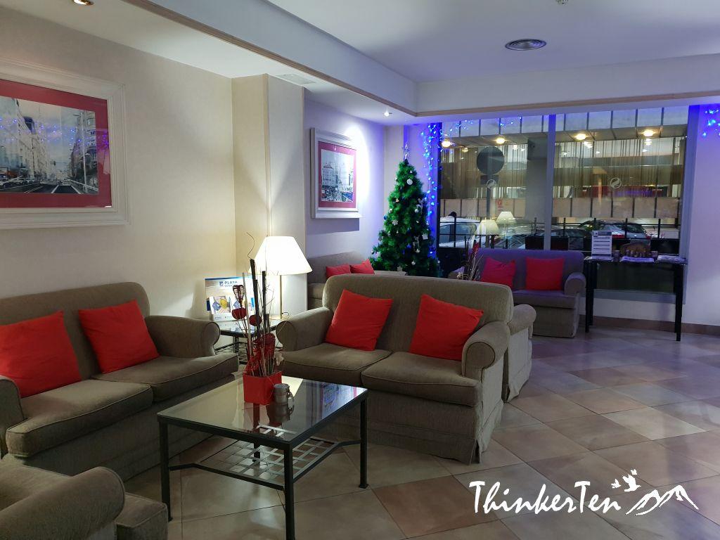 Senator Castellana Madrid Hotel Review