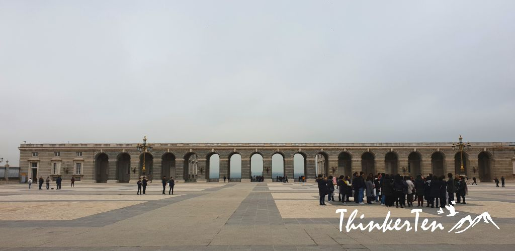 """A must visit in the capital of Spain,The Royal Palace of Madrid """"Palacio Real"""""""