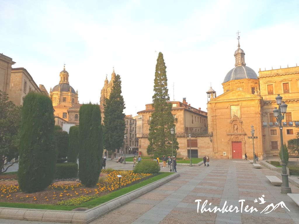 The Golden City of Salamanca City Spain - Top 16 things to know