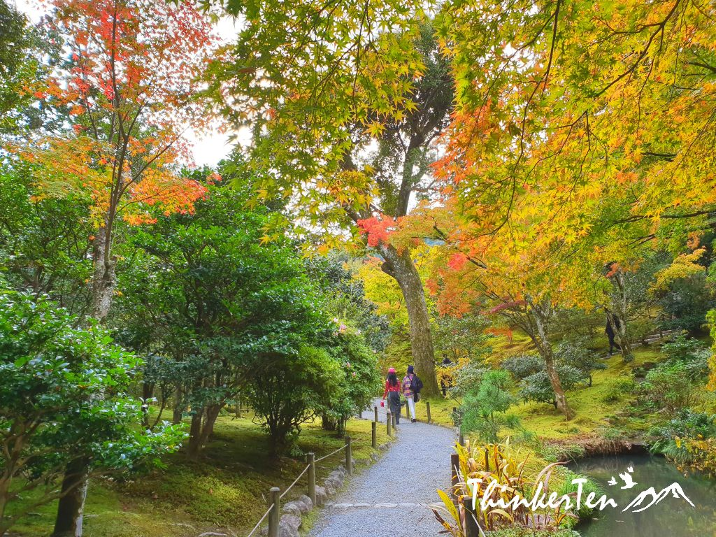 Tenryuji Zen Buddhist Temple in Arashimaya Kyoto - Top 13 things you need to know before you visit.