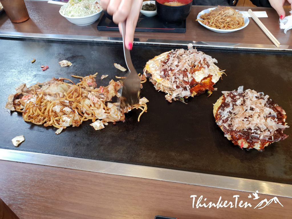 Top Food to try in Kansai Region (Osaka, Kyoto & Nara)