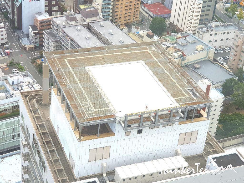 Best Skyline from Osaka Umeda Sky Building Rooftop Floating Garden!