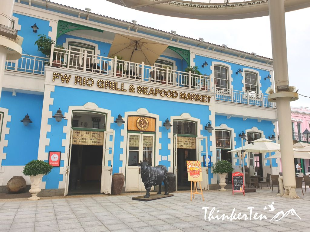 Macau Fisherman's Wharf - Is it worth to visit?