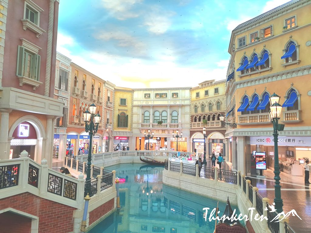 Top 12 things to know about The Venetian Macau-The Biggest Casino Resort in the world