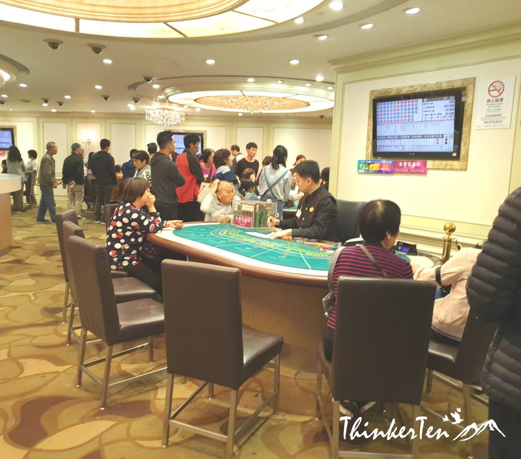 Where to stay in Macau - Emperor Palace Hotel Review