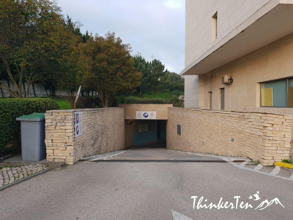 Hotel Review : VIP Executive Santa Iria Hotel at Lisbon, Portugal
