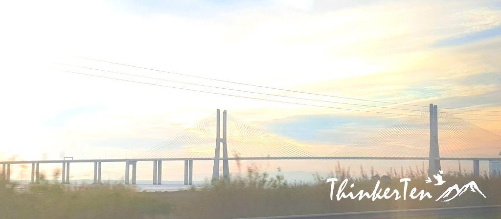 Europe Longest Bridge - Vasco da Gama Bridge