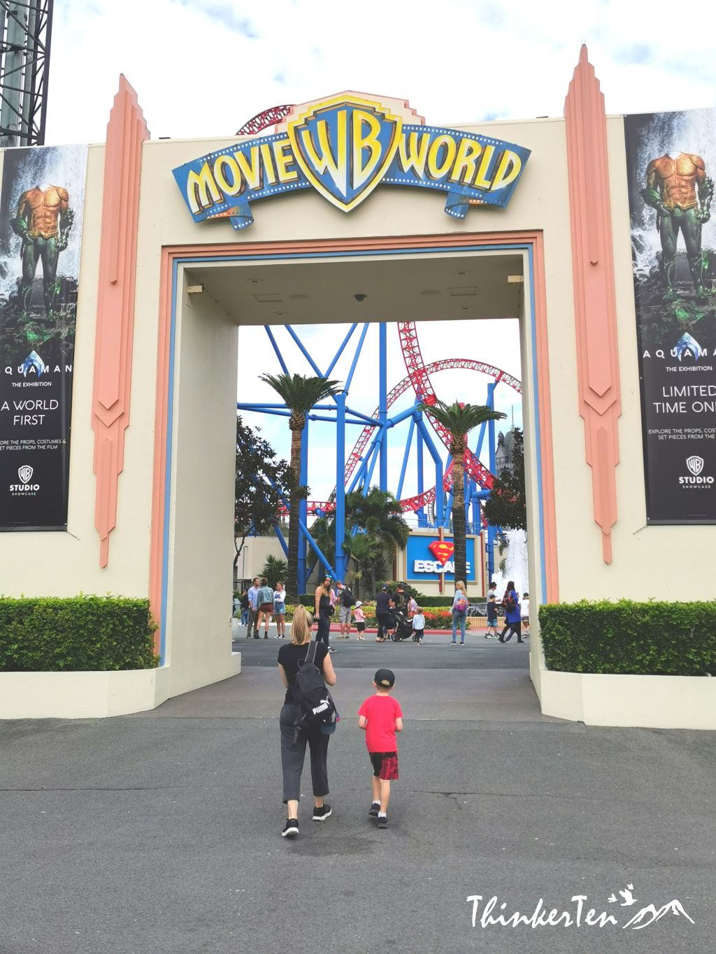 Warner Bros. Movie World Gold Coast Queensland
