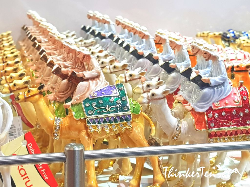 TOP 10 SOUVENIRS TO BUY IN DUBAI INTERNATIONAL AIRPORT DXB