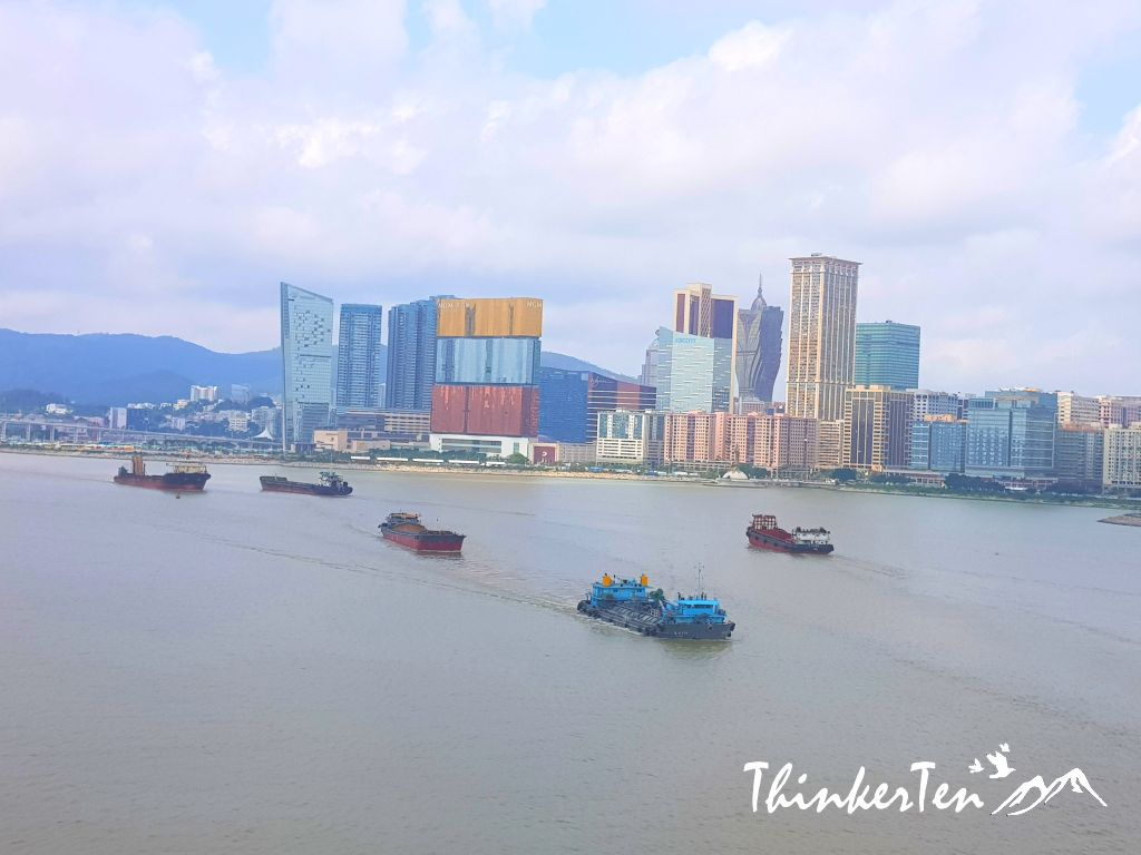 Macau - Kowloon Hong Kong Ferry Terminal Review