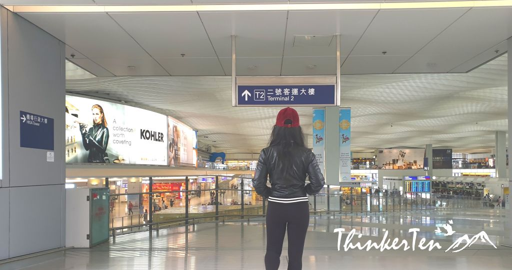Hong Kong International Airport Review