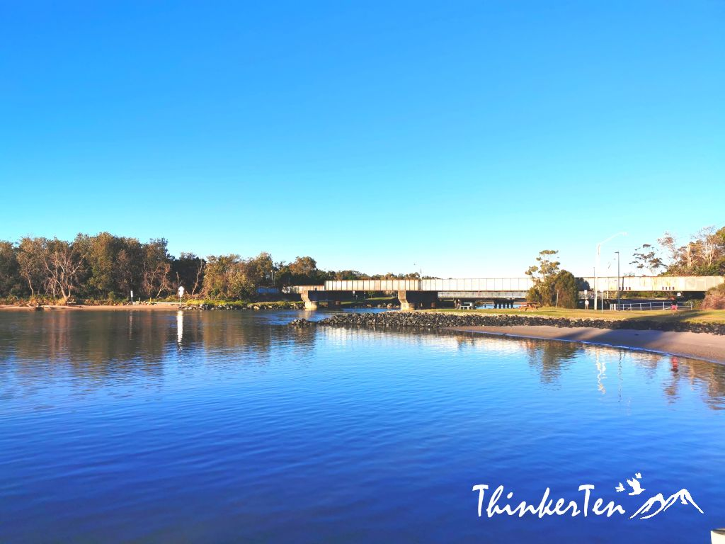 Where to stay in Coffs Harbour? Park Beach Holiday Park Review