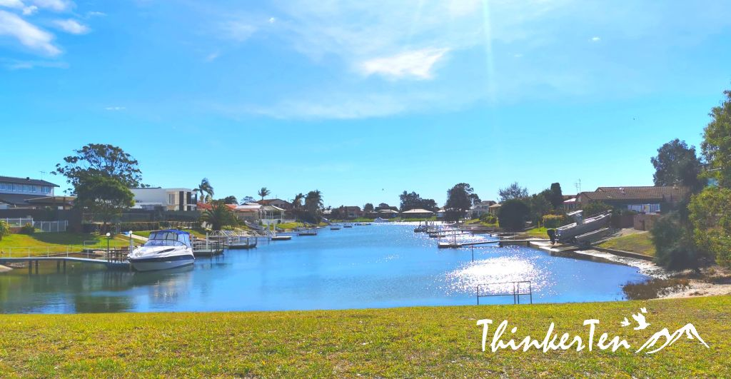 A Perfect Retirement Coastal Town at Port Macquarie NSW Australia