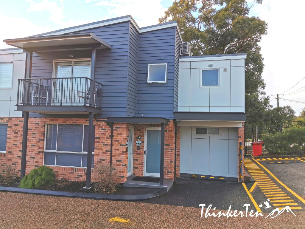 Where to stay in Newcastle Australia? Jesmond Executive Villas Review