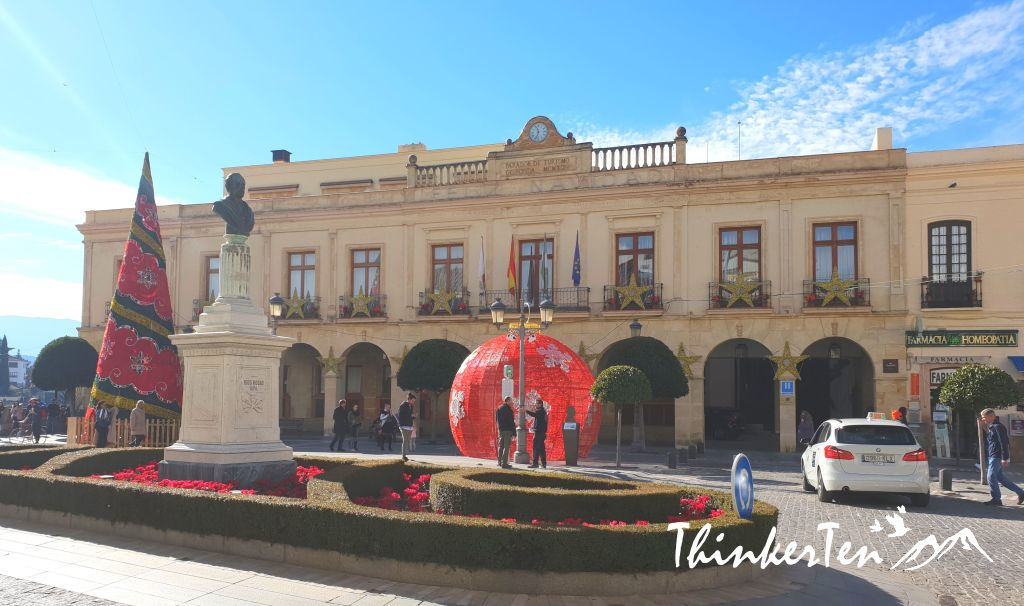 Top 11 Things to see & do in Ronda Spain!