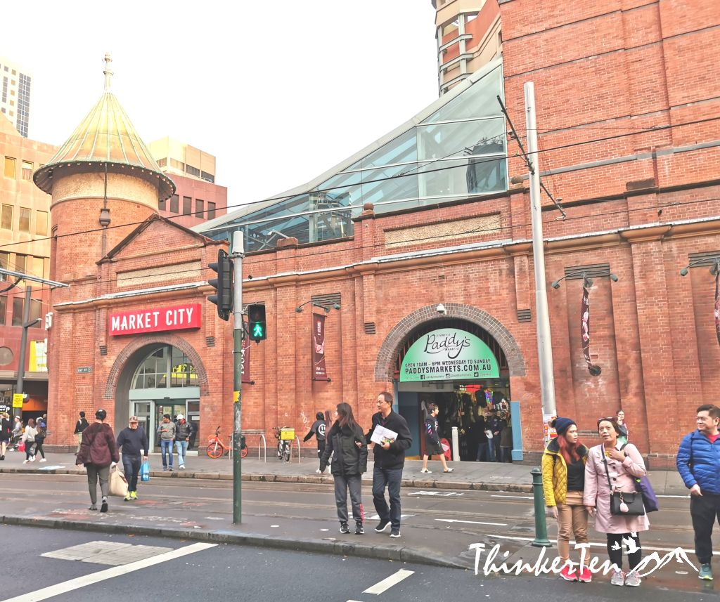 Where to hunt for cheap souvenirs? Sydney Paddy's Market Haymarket