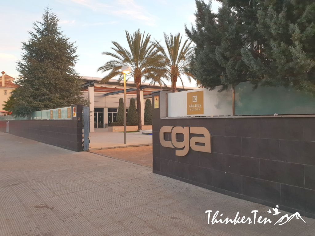 Abades Nevada Palace, Granada Hotel Review - Spain