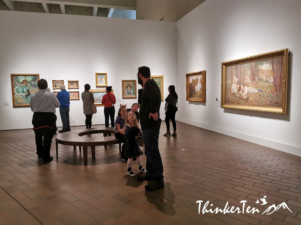 National Museum Australia - Collection of Monet's Masterpieces