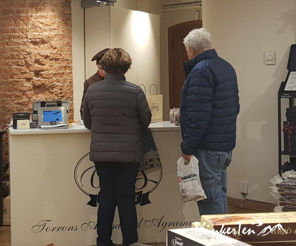Torrons Vicens Agramunt - Spanish Nougat