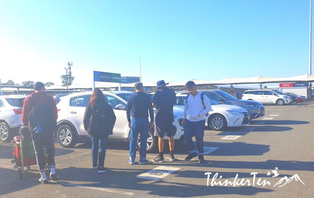 Gold Coast Car Rental Review - Pick up at Gold Coast Airport