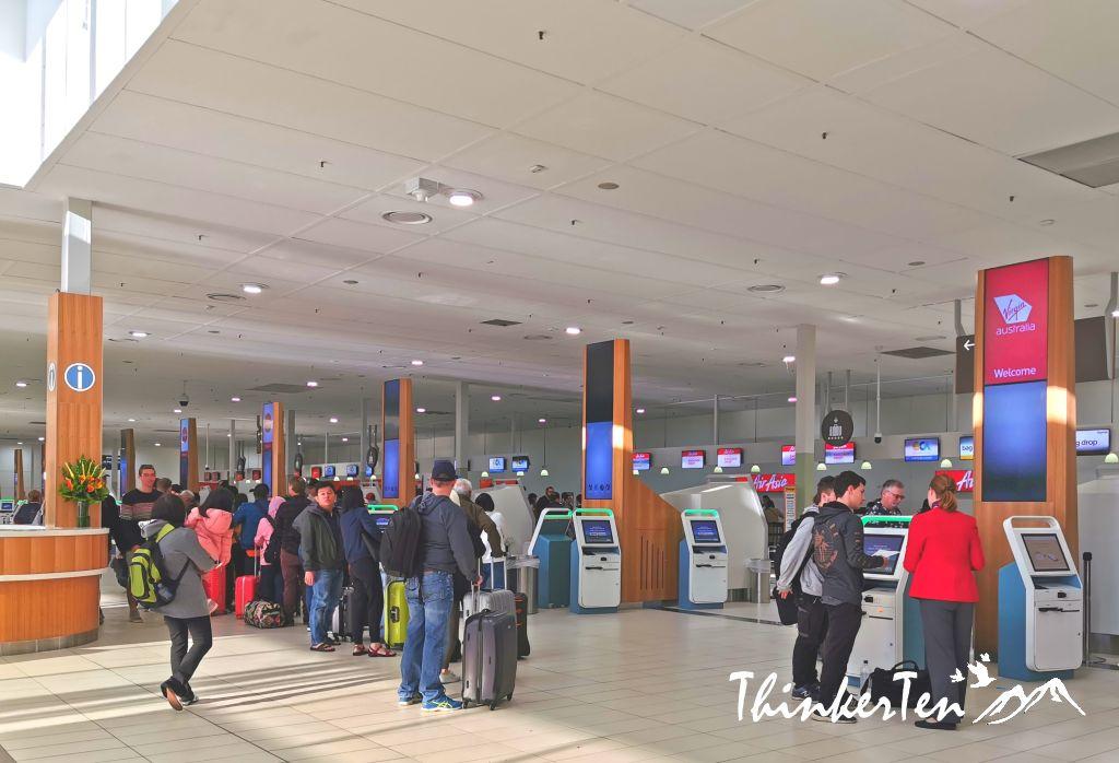 Australia Gold Coast Airport ( OOL ) Review