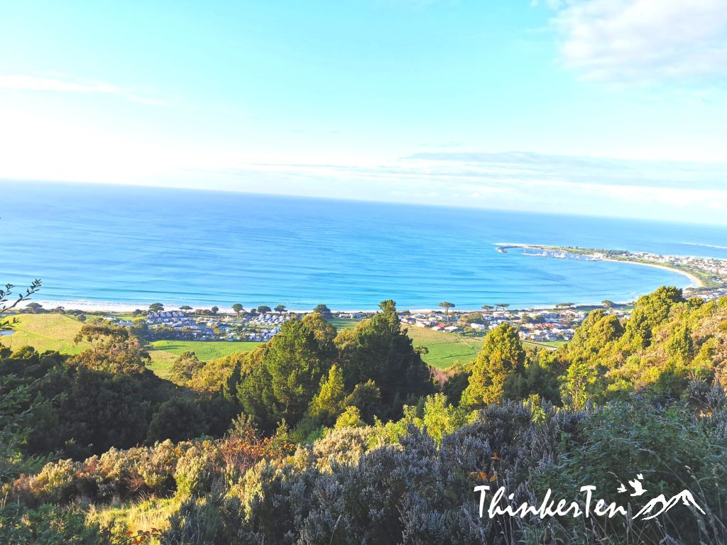 Great Ocean Road - Apollo Bay - Marriners Lookout