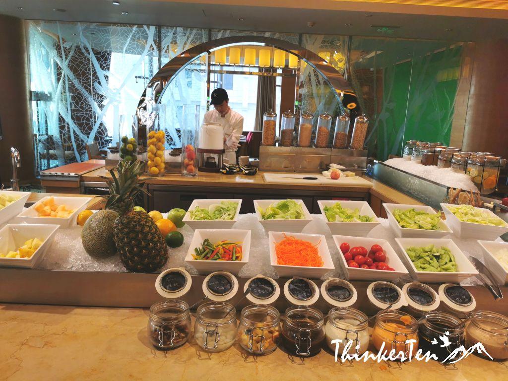 Renaissance Shanghai Yu Garden Hote