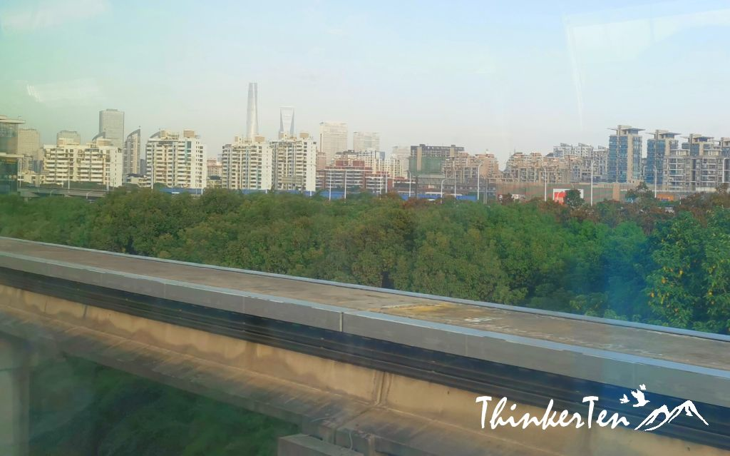 Why you should travel with World Fastest Maglev Train when you arive in Shanghai?