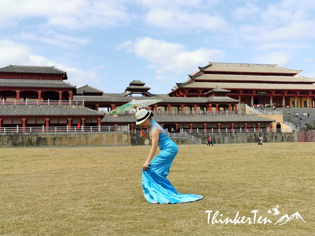 The Legend of Miyue in Qin Dynasty Palace - 《芈月传》秦王宫游记