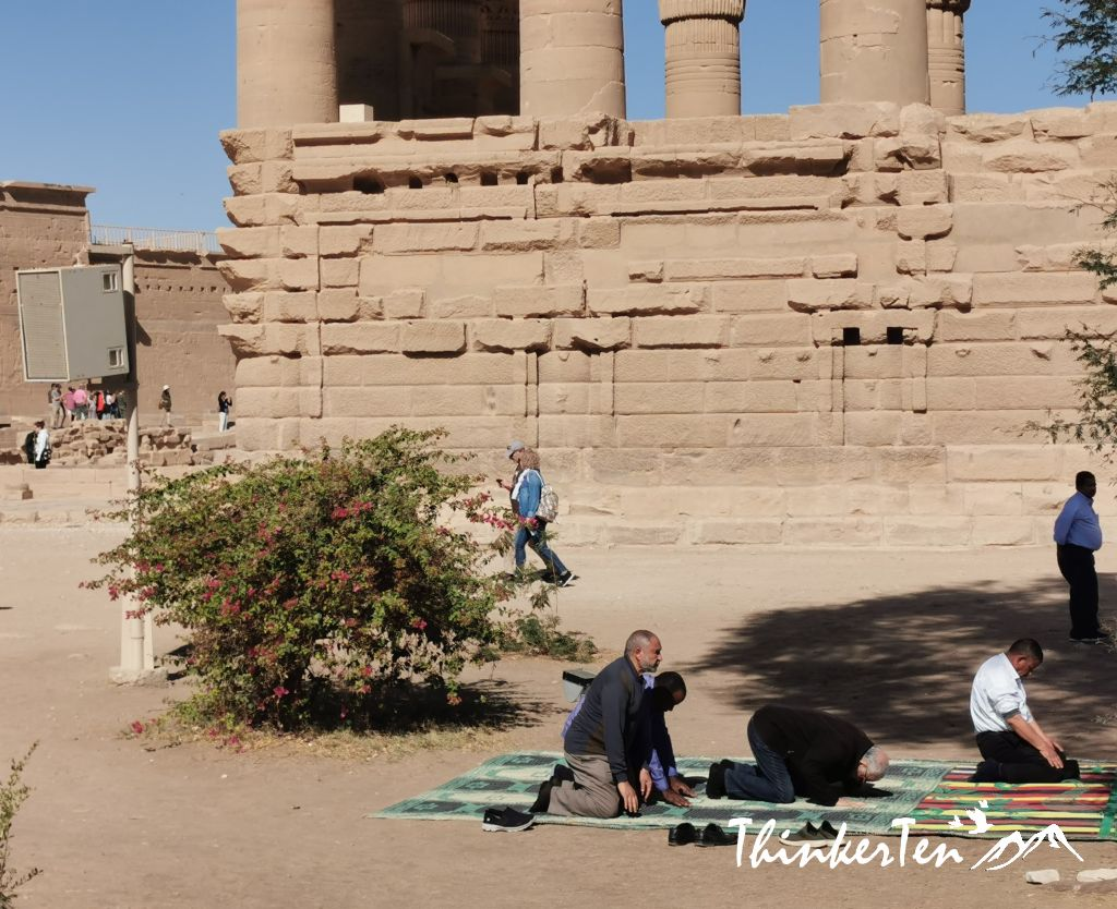 Philae Temple, High Dam and Unfinished Obelisk in Aswan