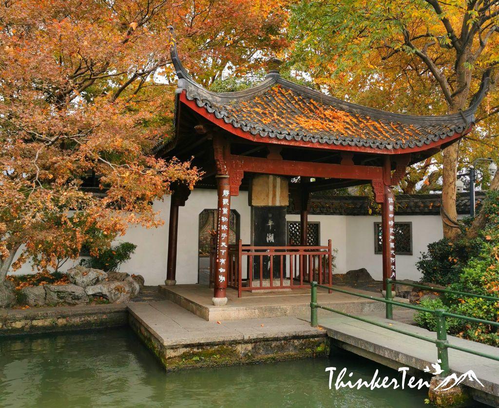 West Lake must visit sites : Broken Bridge, Bai Causeway and Pinghu Qiuyue