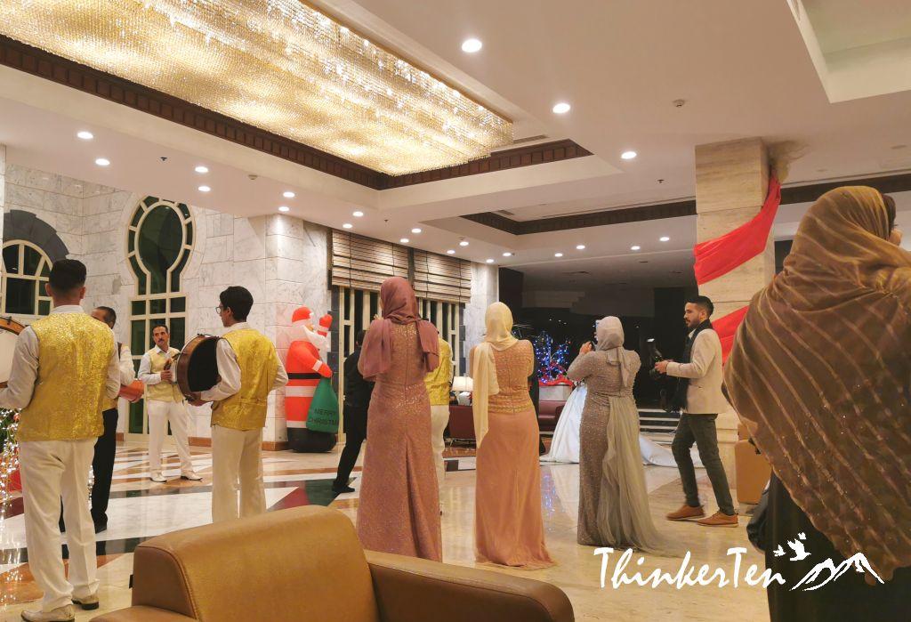 Egyptian Wedding in Mövenpick Hotel Cairo Media City