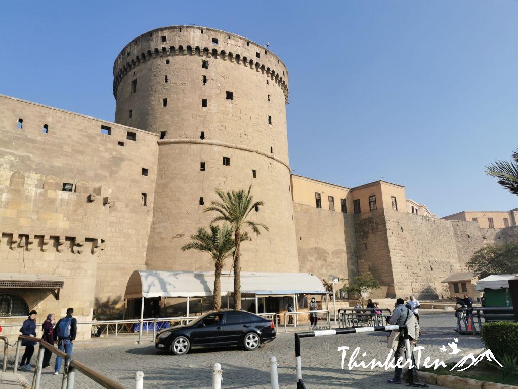 Citadel of Saladin, Cairo Egypt
