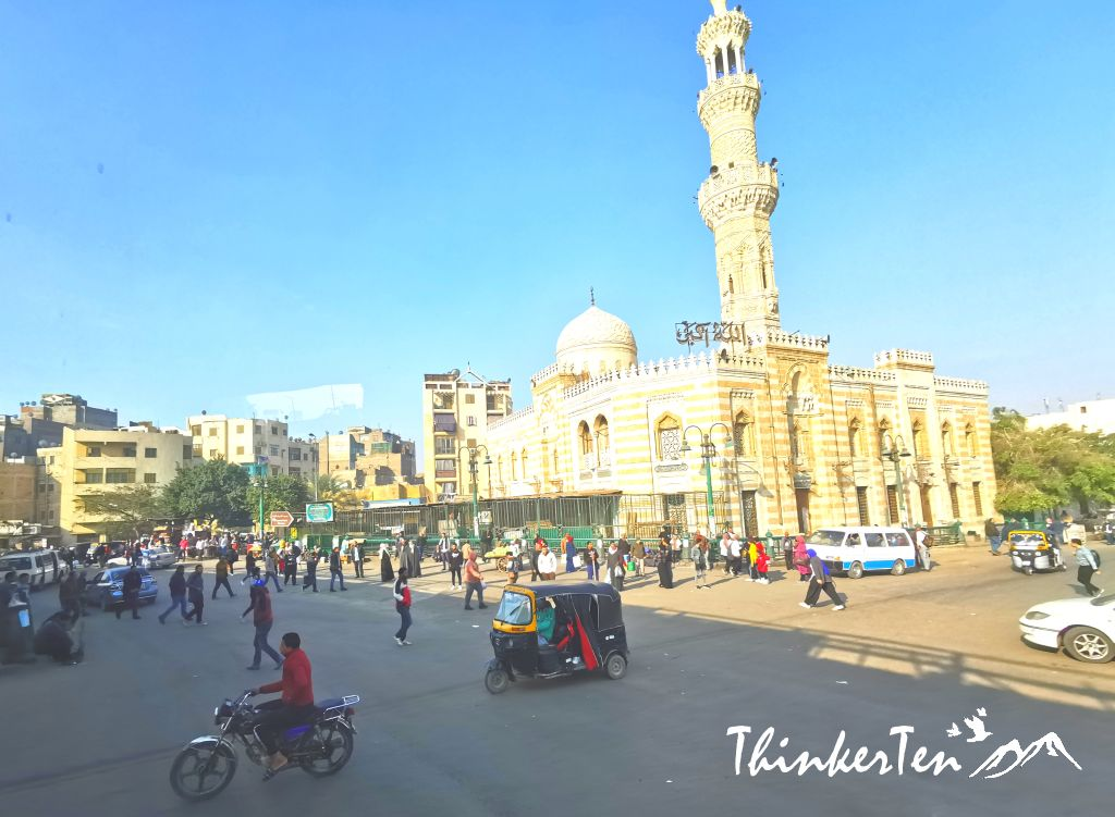 Khan el-Khalili Bazaar, Cairo Egypt