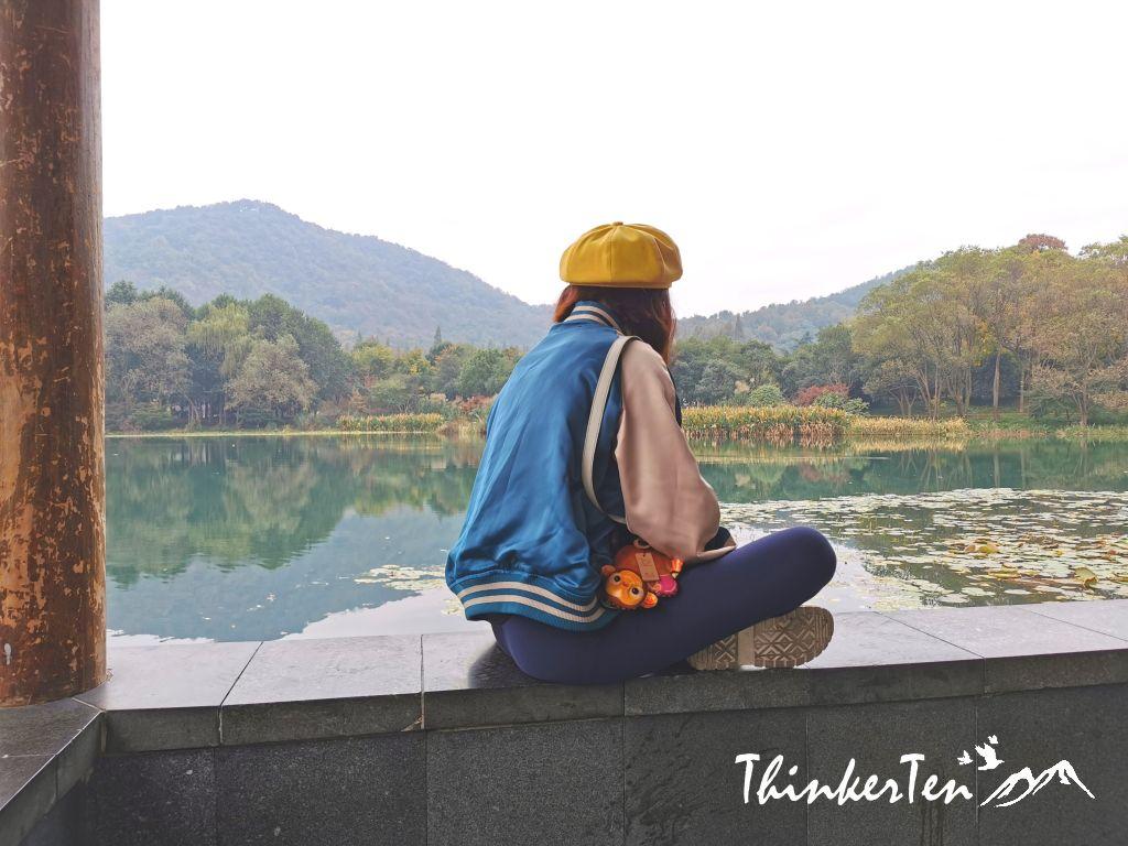 Hidden Gem in West Lake Hangzhou - Ji Hongqiao 霁虹桥