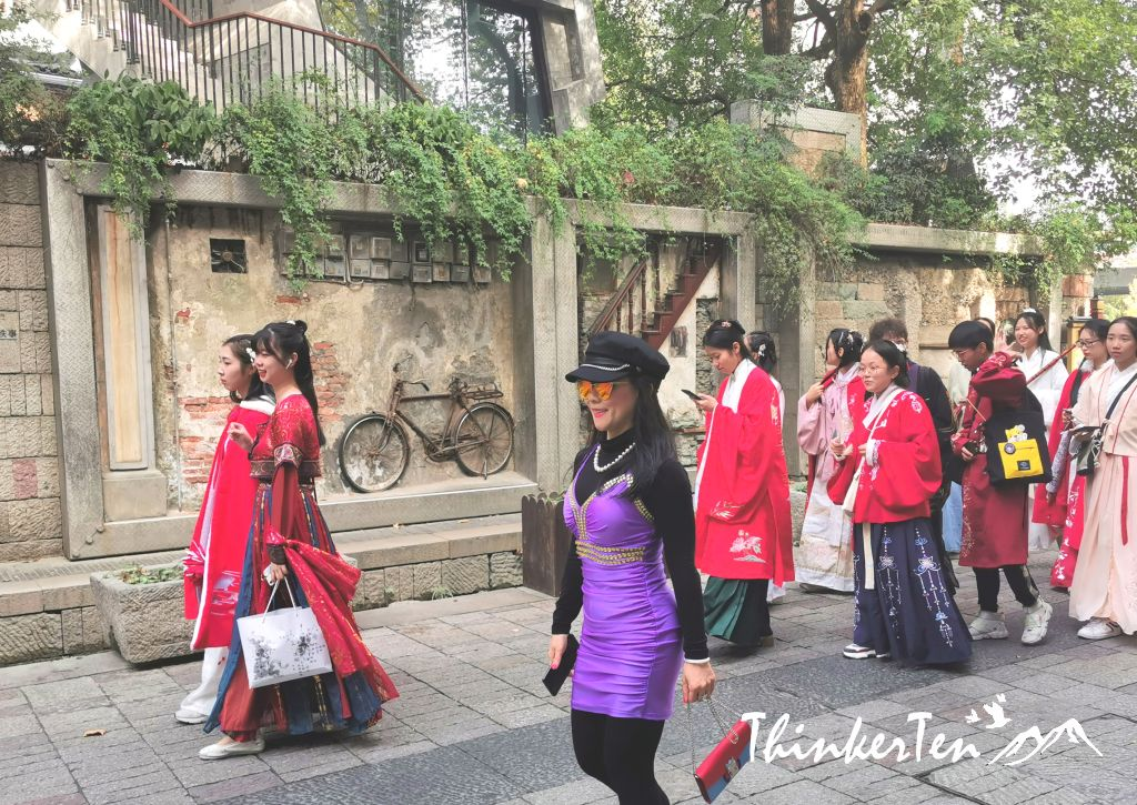 China High Speed Rail Tour 中国高铁游 Shanghai -> Suzhou->Yiwu->Hengdian->Hangzhou