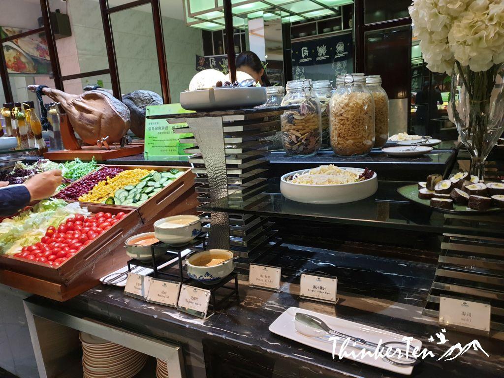 Where to stay in Hangzhou? Huachen International Hotel Review