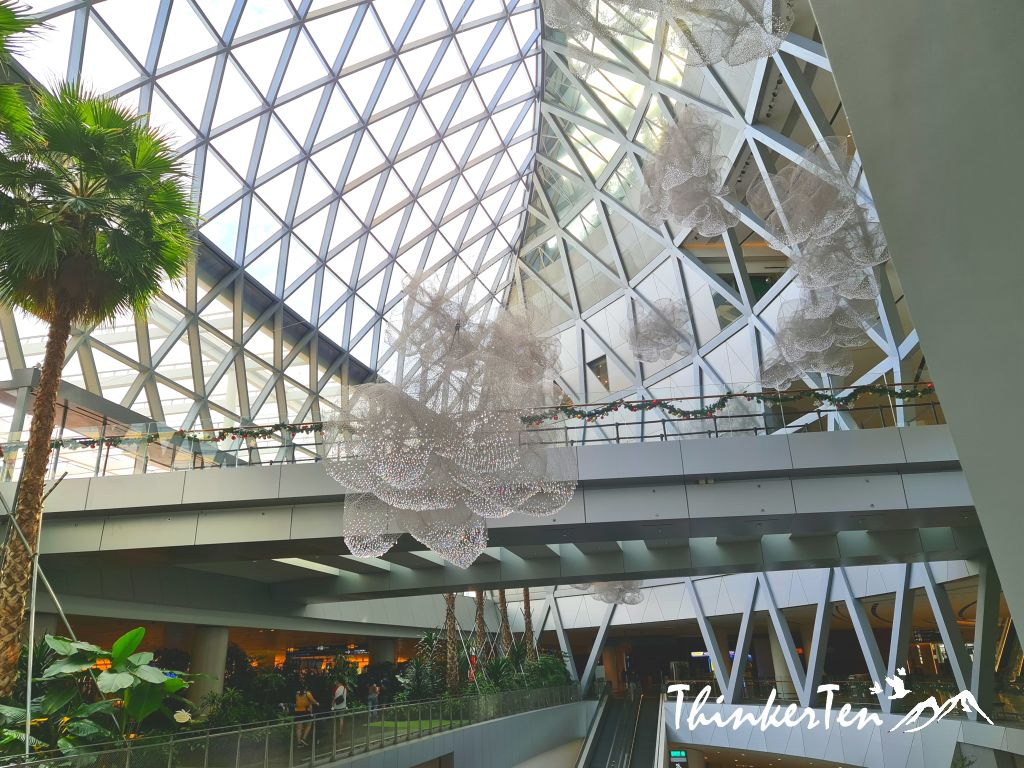 Singapore Changi Jewel Part 2