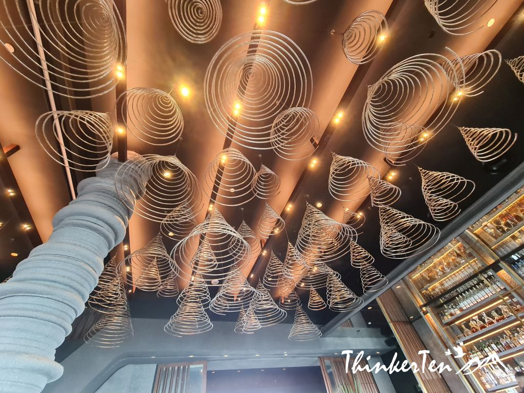 Marina Bay Sands Celavi Restaurant Review