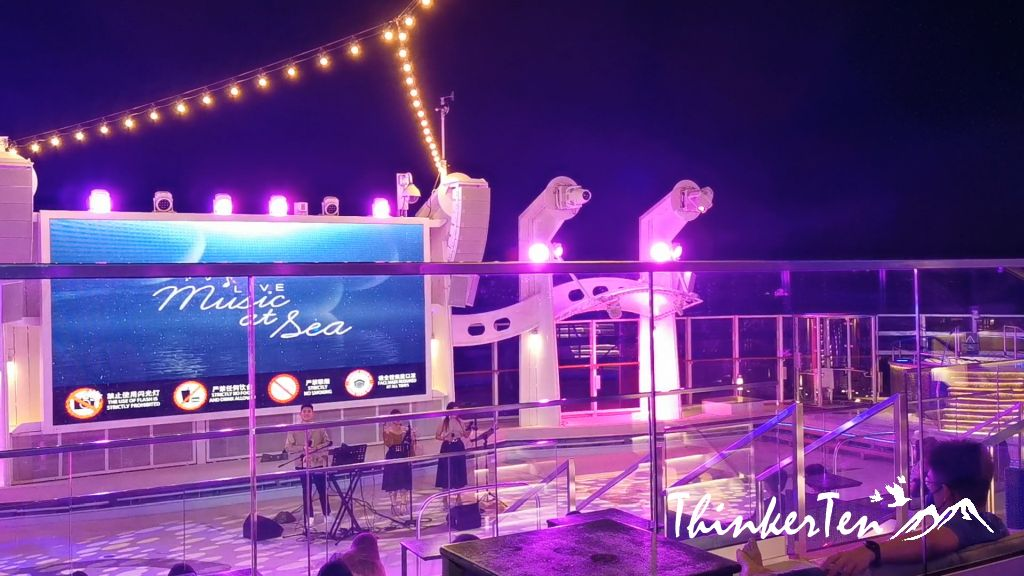 19 activities that I joined in World Dream Cruise to Nowhere 2021